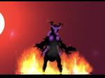 Ultraman X Finale monster: Omega Zetton