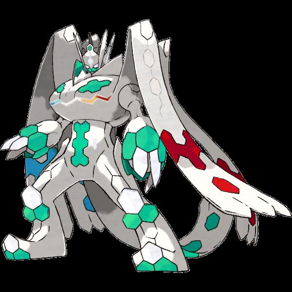 Shiny Zygarde (Complete Form) (prediction)