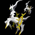 Pokemon Refurbished: Arceus