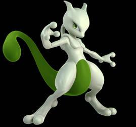 Shiny Mewtwo (Super Smash Bros. Ultimate)