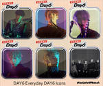 Everyday Day6 Icons
