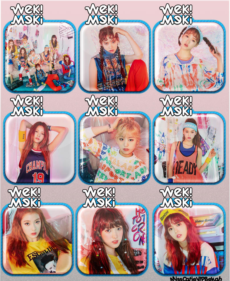 Image result for Weki Meki