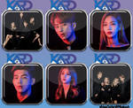 KARD You In Me Icons