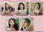 LOONA HeeJin Icons
