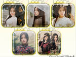 LOONA HyunJin Icons