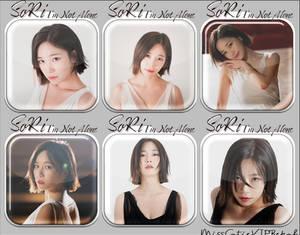 Sori I'm Not Alone Icons