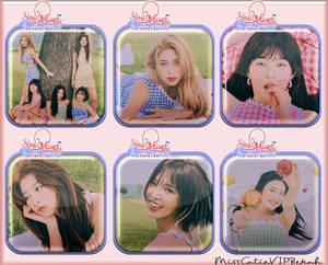 Red Velvet ReVe Festival Day 2 Icons