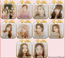 Twice Feel Special Icons