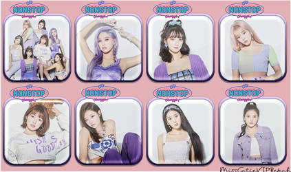 Oh My Girl Nonstop Icons