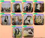 fromis 9 Feel Good Icons