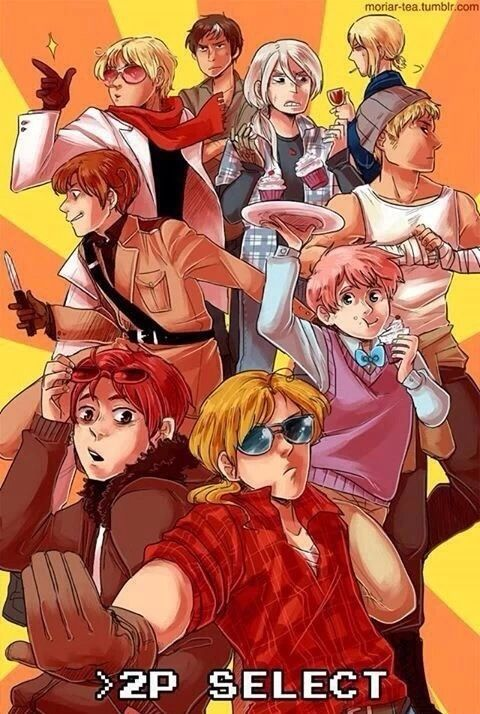 Ride of your life (2p hetalia x reader) chapter 1 by ...