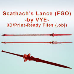 Scathach's Lance