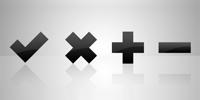 Common symbols by transitio