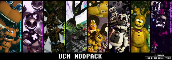UCN ModPack Release by ELFORONDA13