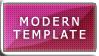 Modern Stamp Template by LostKitten