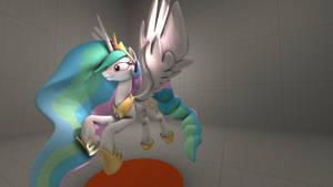 alicorn fly animation