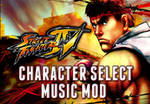 SFIV - Character Select (Music Mod)