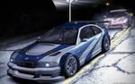 NFS MW Player's BMW M3 GTR (2005) XPS by Zapzzable100