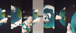 Our Little Blue Planet  Wallpaper Collection