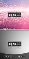Flip Clock design nm II