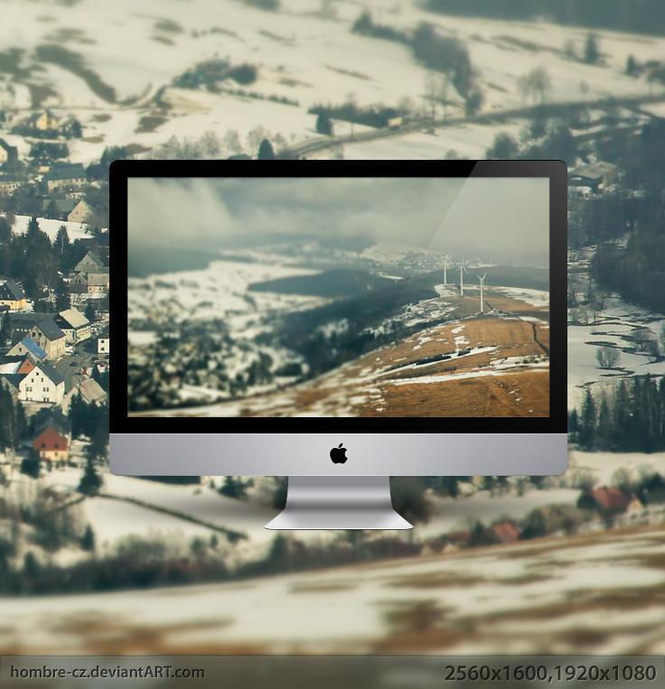 Last snow by hombre-cz