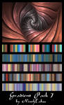 Gradient pk 7 for apophysis by NinthTaboo