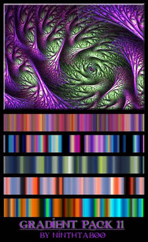 Gradient pk 11 for Apophysis