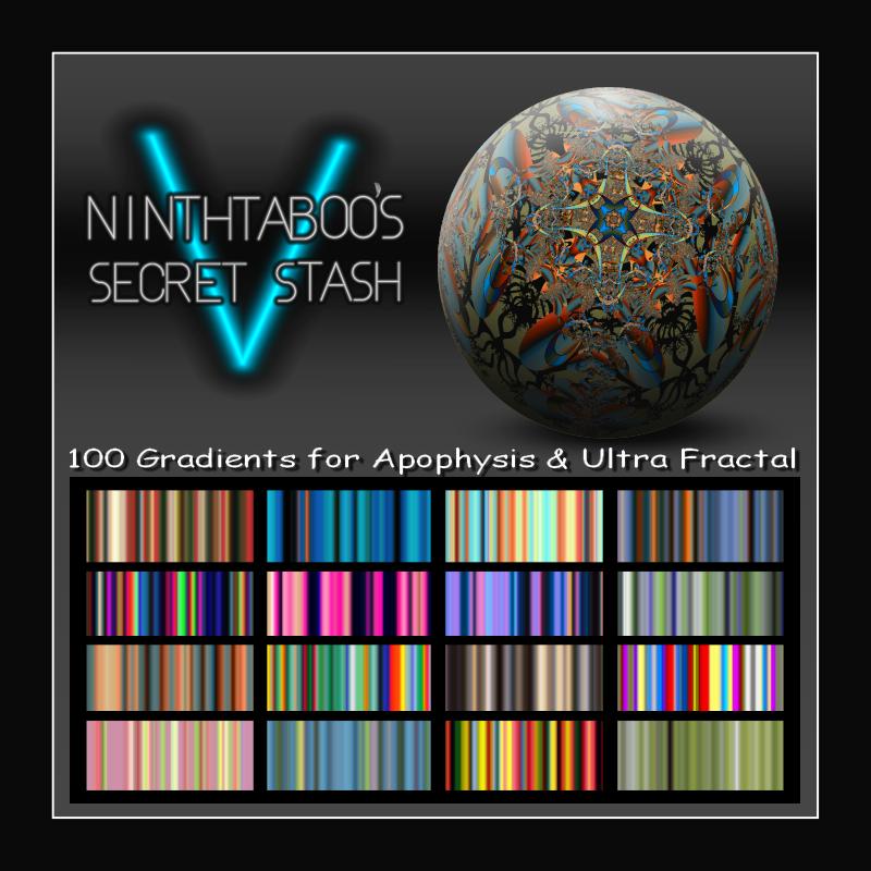 NinthTaboo's Secret Stash 5 by NinthTaboo