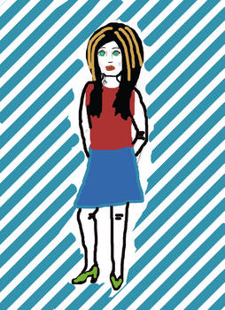 Fausta in color