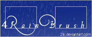 Rain Brush by 2ik