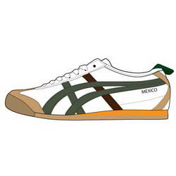Asics Shoes by REBHUZZ
