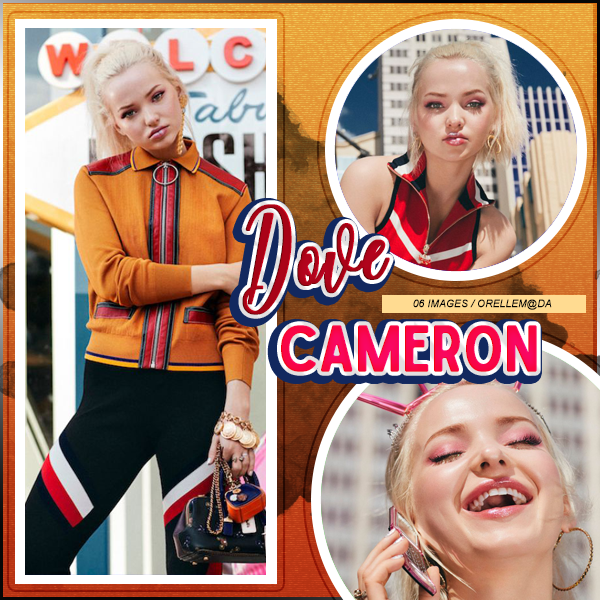 PhotoPack #043 - Dove Cameron by orellem