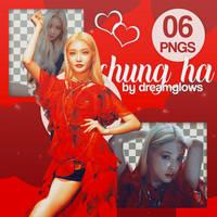 [ 03 ] chung ha png pack