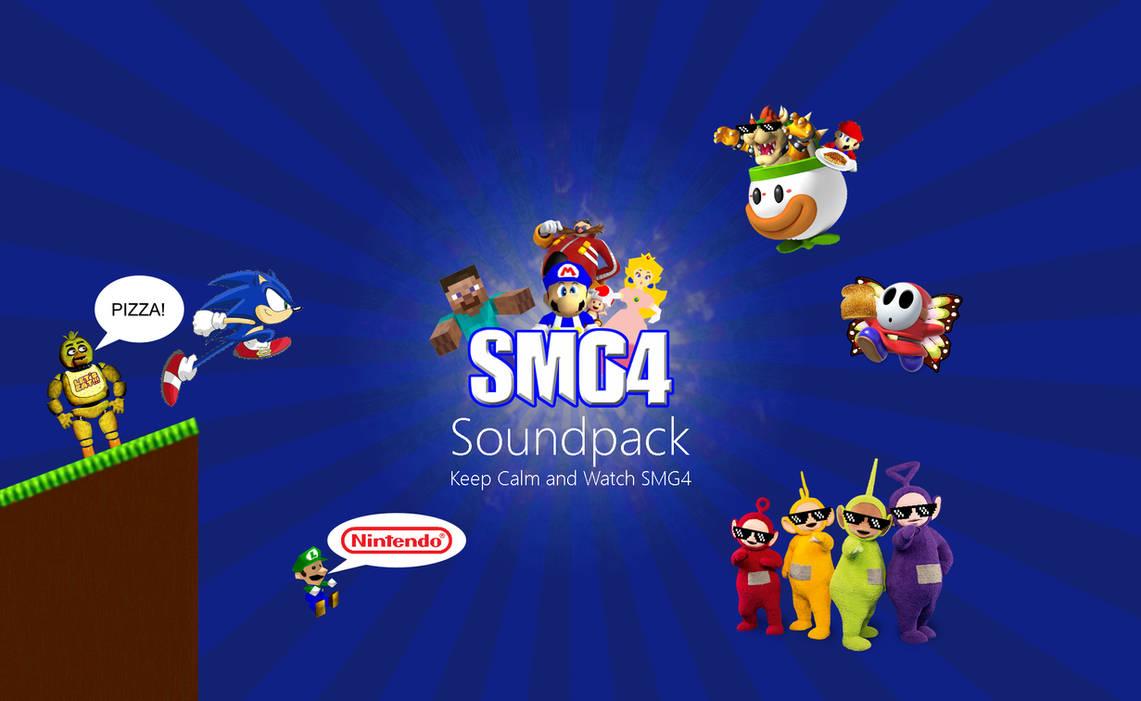 The SMG4 Soundpack by MinderiaYoutuber on DeviantArt