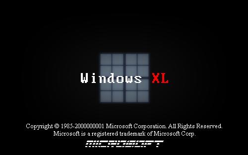 Windows XL (old version) by MinderiaYoutuber