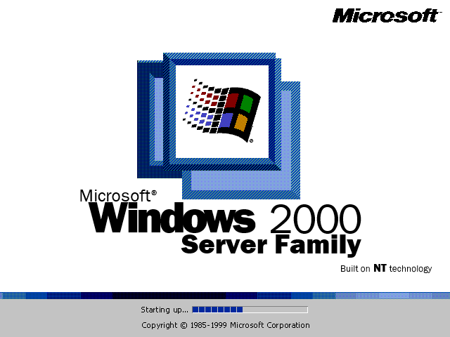 Скачать windows-2000 server