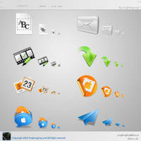 MAC Office Icons  Test by yingfengling-FL