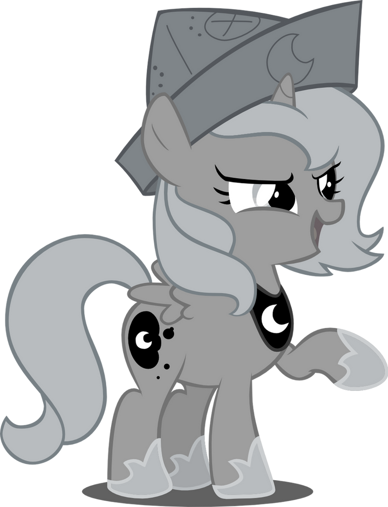 Moonstuck Vectors- Woona by bpen42