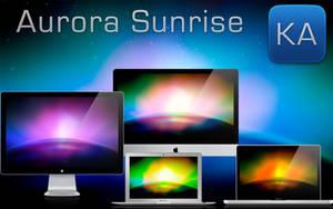 Aurora Sunrise by AaronOlive