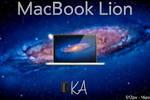 MacBook Lion Icon