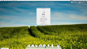 White Theme For OS X 10.9.2
