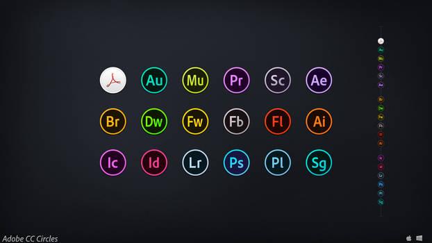 Adobe CC Circles