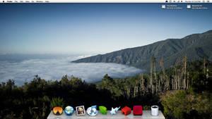 Menu bar Icons - OS X Mavericks 10.9.x by AaronOlive