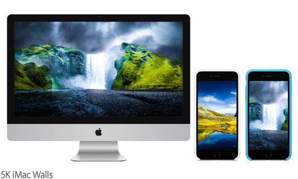 5K iMac wall mods