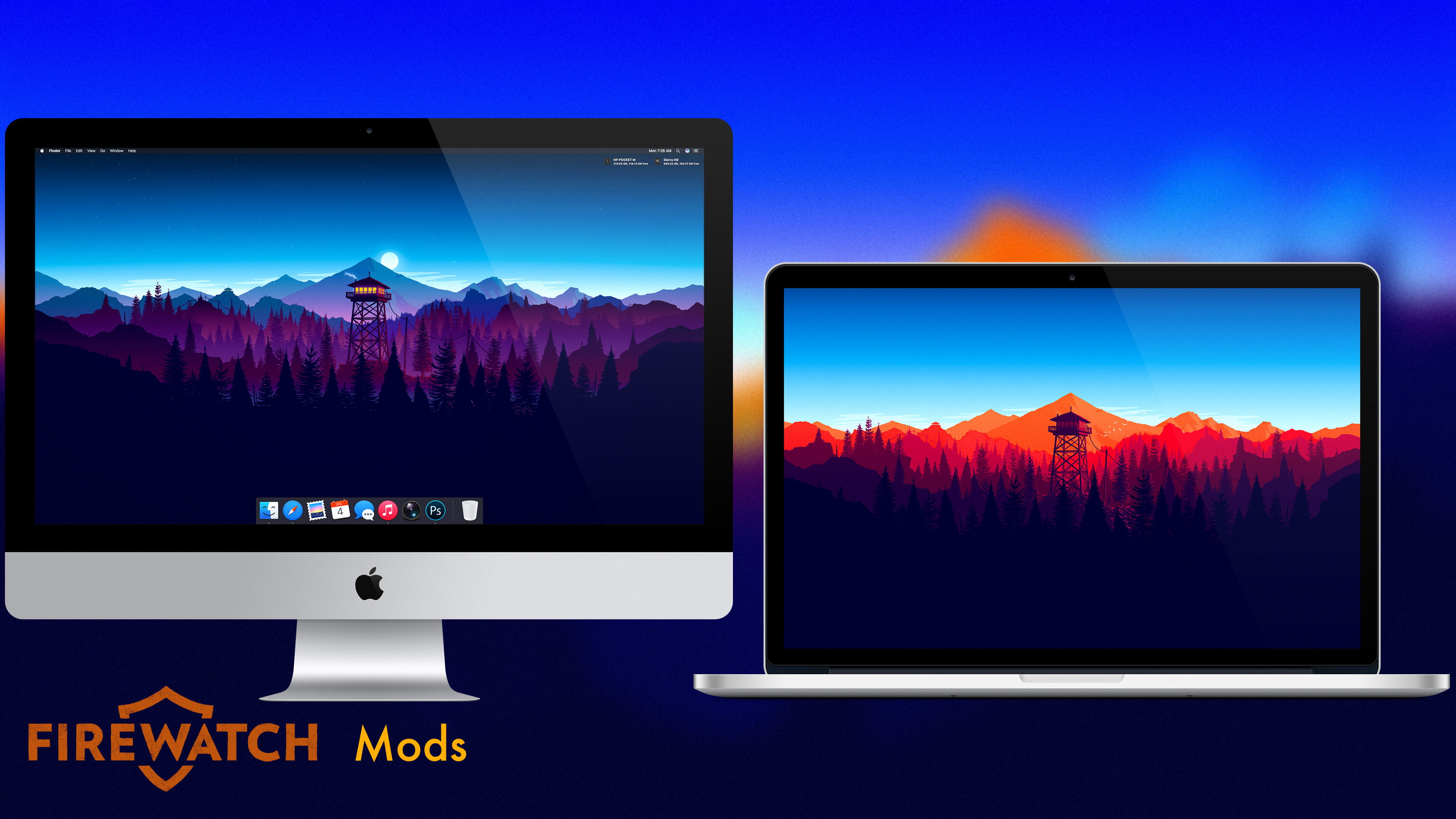 Firewatch Mods by AaronOlive