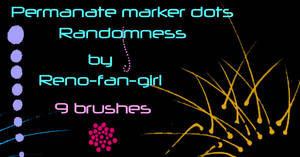 Brush set : Randomness