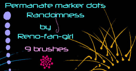 Brush set : Randomness by reno-fan-girl-Stock