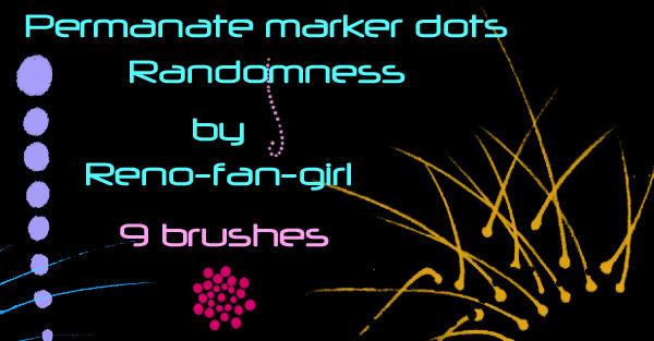 Brush set : Randomness by reno-fan-girl-Stock