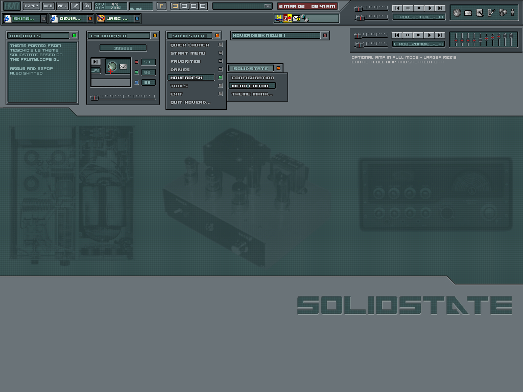 SolidState for HVD by titanpsp