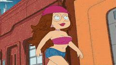 Sexy Meg Animation by Tzoli